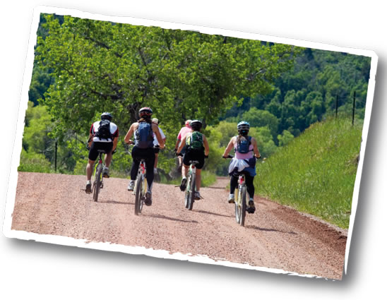 Noleggio Mountain Bike in Val Menotre