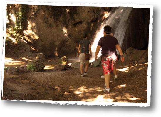 Trekking in Val Menotre