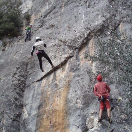 Arrampicata Pale - Valle del Menotre
