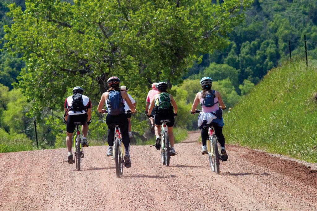 Mountain Bike Valle del Menotre