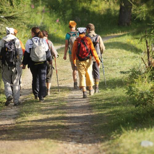 trekking-slide